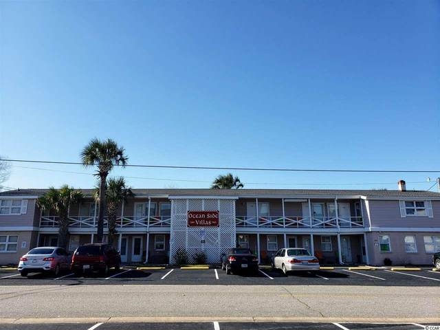 307 Flagg St. #302, Myrtle Beach, SC 29577 (MLS #2003179) :: The Litchfield Company