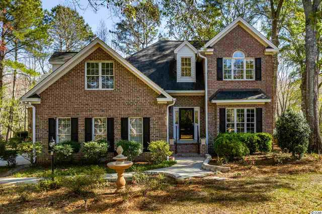 47 Warnock Way, Pawleys Island, SC 29585 (MLS #2003187) :: The Greg Sisson Team with RE/MAX First Choice