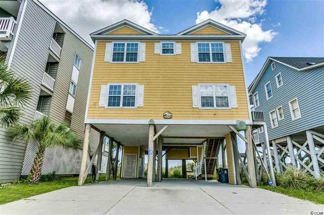 316 N Waccamaw Blvd., Garden City Beach, SC 29576 (MLS #2003234) :: SC Beach Real Estate