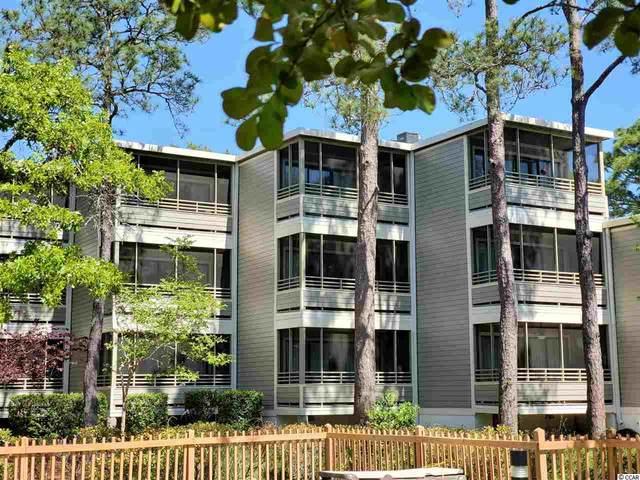 415 Ocean Creek Dr. #2272, Myrtle Beach, SC 29572 (MLS #2003249) :: James W. Smith Real Estate Co.