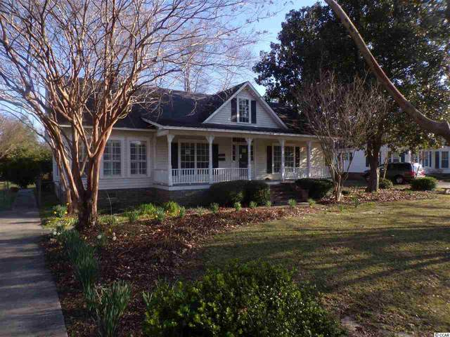 605 Lipscomb Ave., Marion, SC 29571 (MLS #2003340) :: The Homes & Valor Team