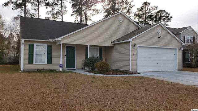 177 Weeping Willow Dr., Myrtle Beach, SC 29579 (MLS #2003388) :: The Hoffman Group