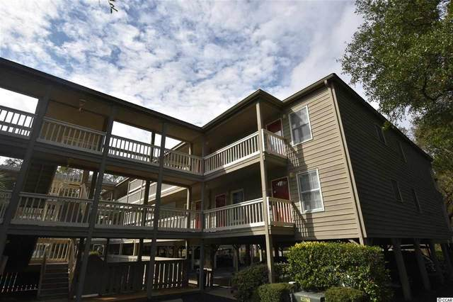 107 Toby Ct. B-103, North Myrtle Beach, SC 29582 (MLS #2003438) :: The Hoffman Group