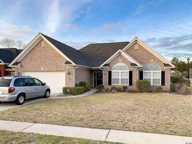 2387 Clandon Dr., Myrtle Beach, SC 29579 (MLS #2003687) :: The Litchfield Company