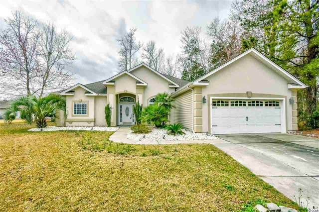 809 Abalone Ct., Myrtle Beach, SC 29579 (MLS #2003761) :: Jerry Pinkas Real Estate Experts, Inc