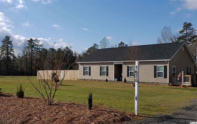 1630 Little Buck Rd., Conway, SC 29527 (MLS #2004055) :: Berkshire Hathaway HomeServices Myrtle Beach Real Estate