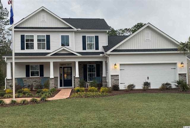 3609 Diamond Stars Way, Little River, SC 29566 (MLS #2004151) :: The Greg Sisson Team with RE/MAX First Choice