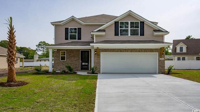 498 Pacific Commons Dr., Surfside Beach, SC 29575 (MLS #2004385) :: The Litchfield Company