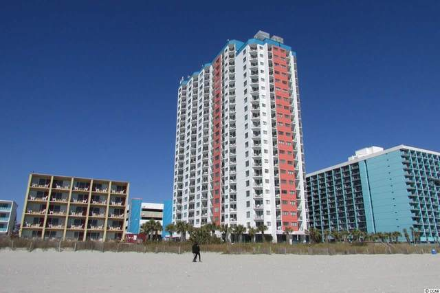1605 S Ocean Blvd. #613, Myrtle Beach, SC 29577 (MLS #2004505) :: Jerry Pinkas Real Estate Experts, Inc