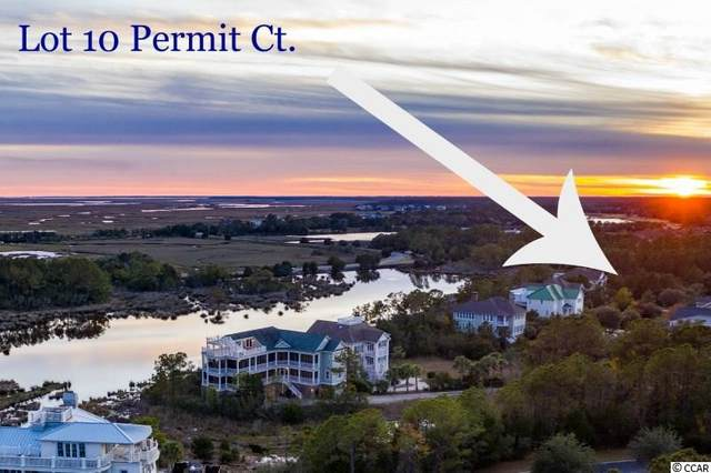 Lot 10 Permit Ct., Georgetown, SC 29440 (MLS #2004847) :: The Lachicotte Company