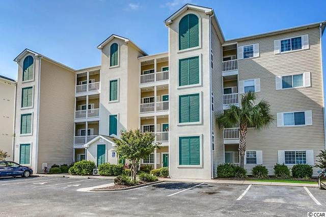 1100 Commons Blvd. #809, Myrtle Beach, SC 29572 (MLS #2004870) :: The Hoffman Group