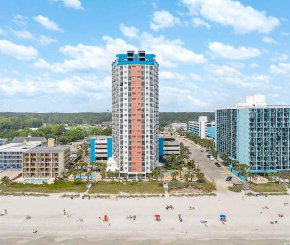 1605 S Ocean Blvd. #408, Myrtle Beach, SC 29577 (MLS #2005079) :: Armand R Roux   Real Estate Buy The Coast LLC