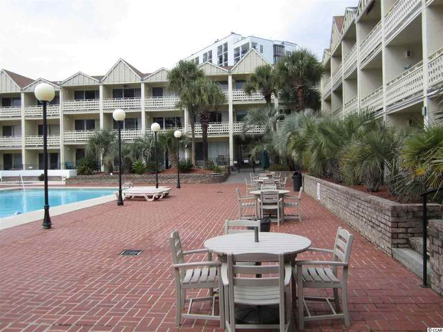 6803 N Ocean Blvd. #207, Myrtle Beach, SC 29572 (MLS #2005095) :: The Litchfield Company