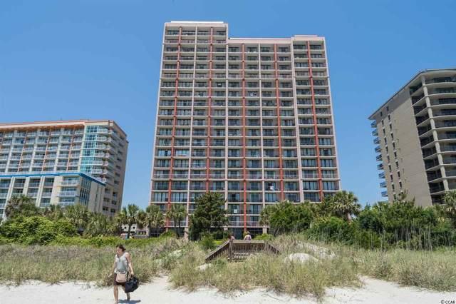 5308 N Ocean Blvd. #416, Myrtle Beach, SC 29577 (MLS #2005279) :: The Lachicotte Company