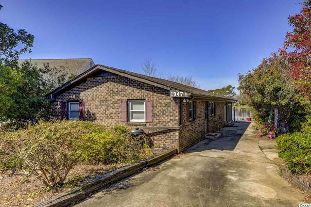 1947 Lake View Circle, Surfside Beach, SC 29575 (MLS #2005669) :: SC Beach Real Estate