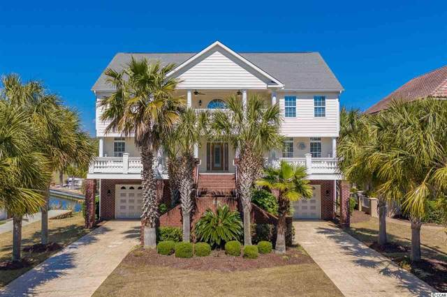 607 Hillside Dr. N, North Myrtle Beach, SC 29582 (MLS #2005689) :: The Lachicotte Company