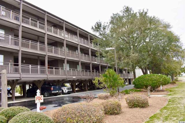 207 3rd Ave. N #346, North Myrtle Beach, SC 29582 (MLS #2005761) :: The Lachicotte Company