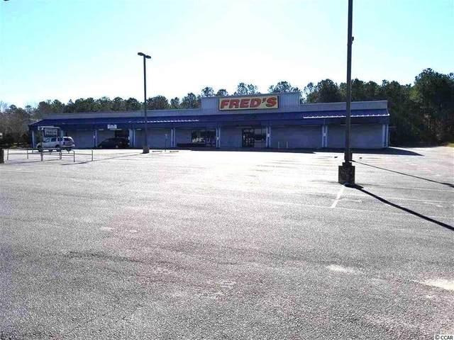 480-484 Nelson Blvd., Kingstree, SC 29556 (MLS #2006087) :: Duncan Group Properties