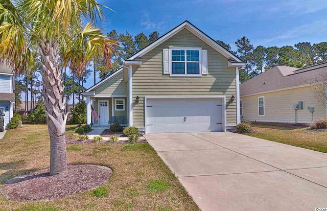 213 Coral Beach Circle, Myrtle Beach, SC 29575 (MLS #2006458) :: James W. Smith Real Estate Co.