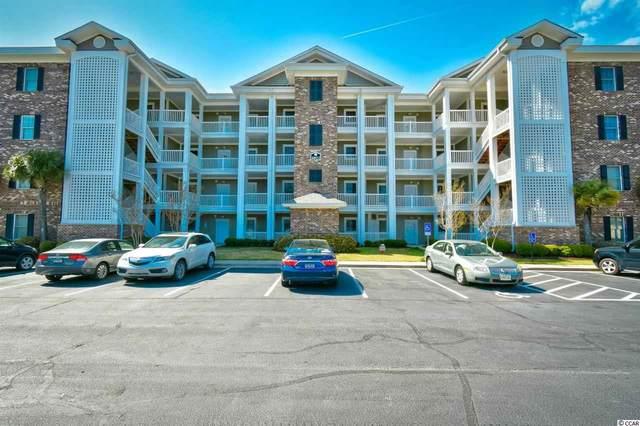 4821 Luster Leaf Circle #201, Myrtle Beach, SC 29577 (MLS #2006527) :: Garden City Realty, Inc.