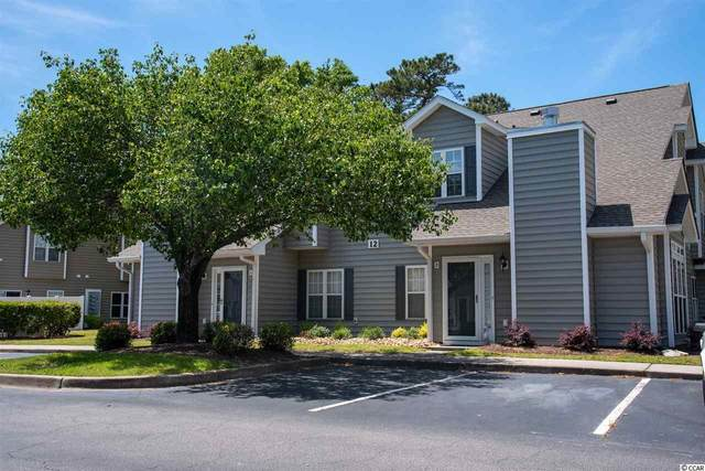503 20th Ave. N 12B, North Myrtle Beach, SC 29582 (MLS #2006529) :: James W. Smith Real Estate Co.