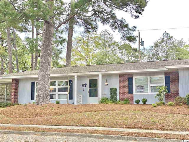676 Cardinal Ave. #676, Myrtle Beach, SC 29577 (MLS #2006780) :: Garden City Realty, Inc.