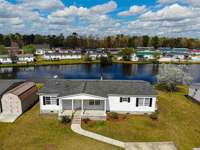 8609 Bragg Dr., Myrtle Beach, SC 29588 (MLS #2006783) :: The Greg Sisson Team with RE/MAX First Choice