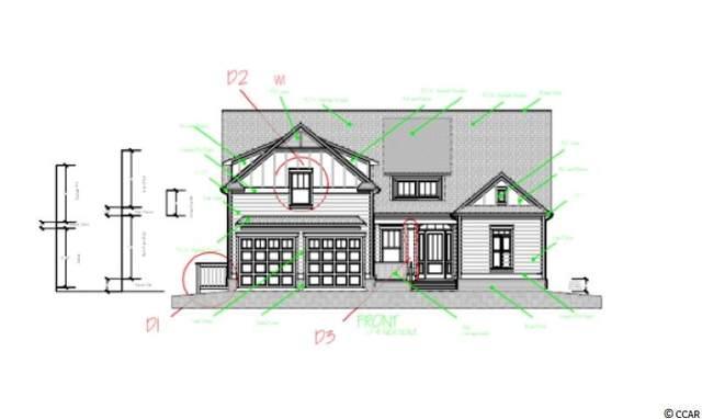 2021 Crow Field Ct., Myrtle Beach, SC 29579 (MLS #2006858) :: Berkshire Hathaway HomeServices Myrtle Beach Real Estate