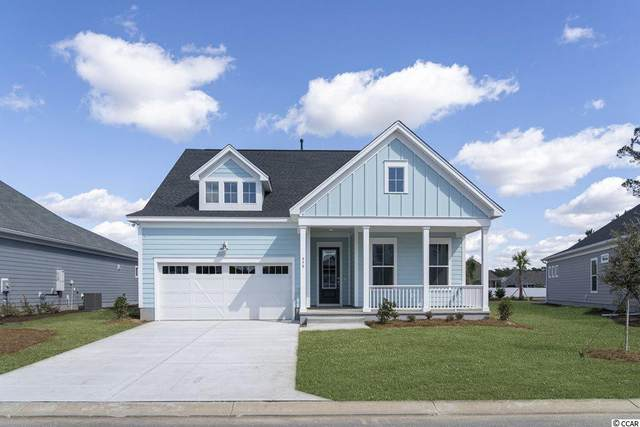 219 Yellow Rail St., Murrells Inlet, SC 29576 (MLS #2007017) :: James W. Smith Real Estate Co.