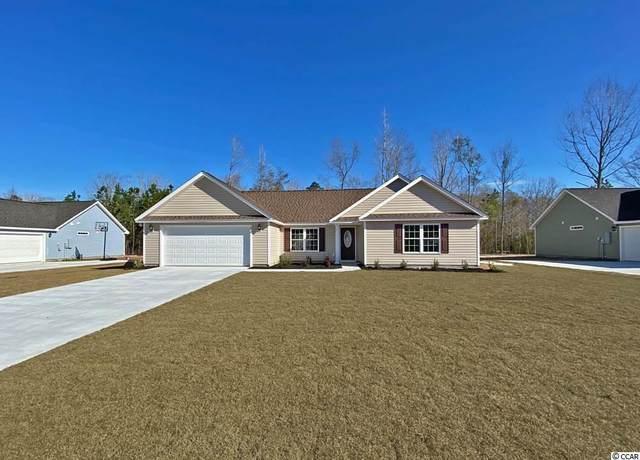 116 Adelphia Rd., Loris, SC 29569 (MLS #2007067) :: Right Find Homes