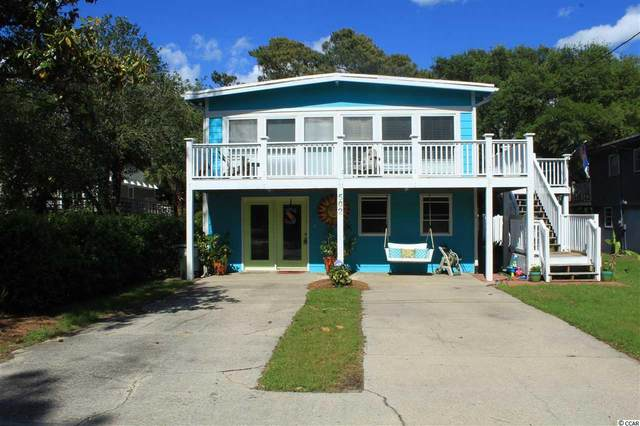 502 10th Ave. S, North Myrtle Beach, SC 29582 (MLS #2007239) :: The Greg Sisson Team with RE/MAX First Choice
