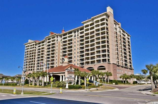 1819 N Ocean Blvd. #1103, North Myrtle Beach, SC 29582 (MLS #2007255) :: The Hoffman Group