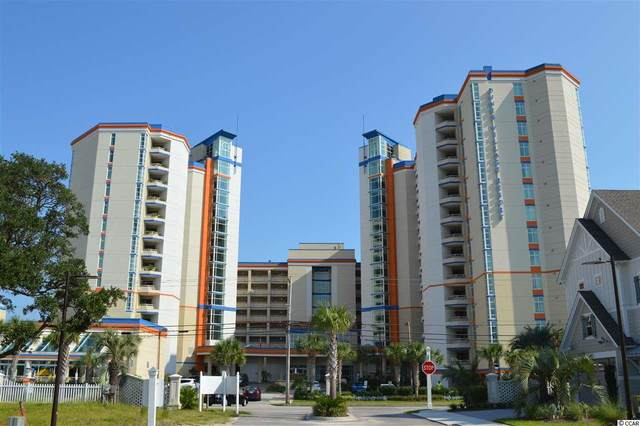 5200 N Ocean Blvd. #1038, Myrtle Beach, SC 29577 (MLS #2007489) :: Leonard, Call at Kingston