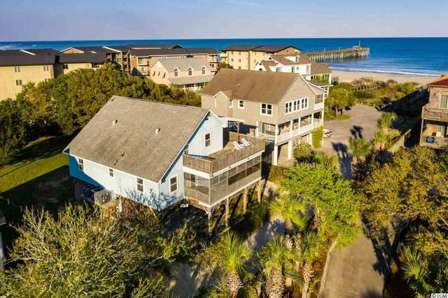 300D Myrtle Ave., Pawleys Island, SC 29585 (MLS #2007501) :: James W. Smith Real Estate Co.