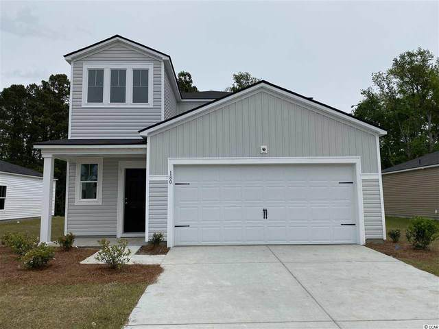 180 S Reindeer Rd., Myrtle Beach, SC 29575 (MLS #2007781) :: The Litchfield Company