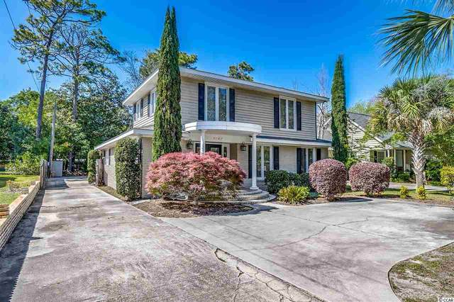 5707 Woodside Ave., Myrtle Beach, SC 29577 (MLS #2008447) :: The Greg Sisson Team with RE/MAX First Choice