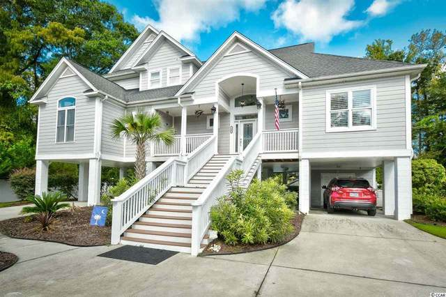 116 Meredith Ct., Myrtle Beach, SC 29588 (MLS #2008492) :: Grand Strand Homes & Land Realty