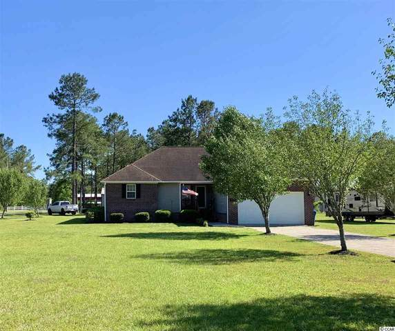 856 Mcnabb Shortcut Rd., Loris, SC 29569 (MLS #2008716) :: The Lachicotte Company