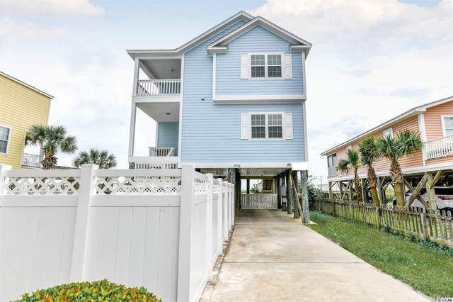 613B S Ocean Blvd., Surfside Beach, SC 29575 (MLS #2009512) :: The Hoffman Group