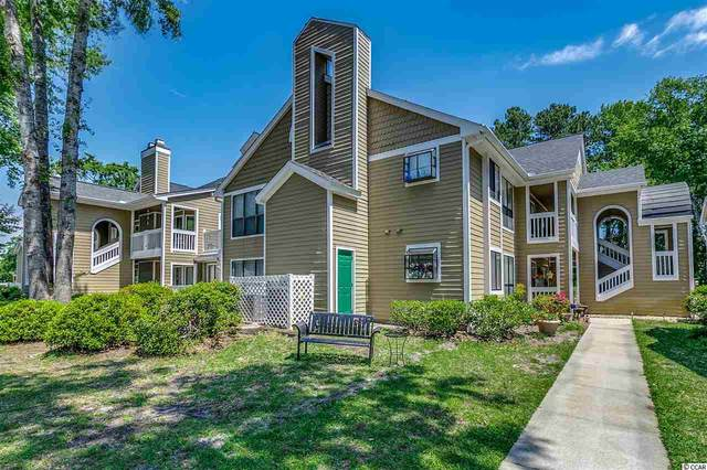 900 Courtyard Dr. K12, Myrtle Beach, SC 29577 (MLS #2009800) :: James W. Smith Real Estate Co.