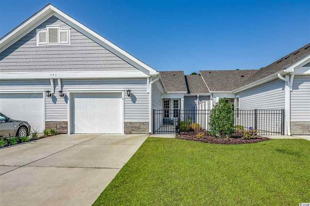 797 Salerno Circle C, Myrtle Beach, SC 29579 (MLS #2009885) :: The Litchfield Company
