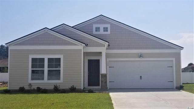 352 Hidden Cove Dr., Little River, SC 29566 (MLS #2009911) :: The Lachicotte Company