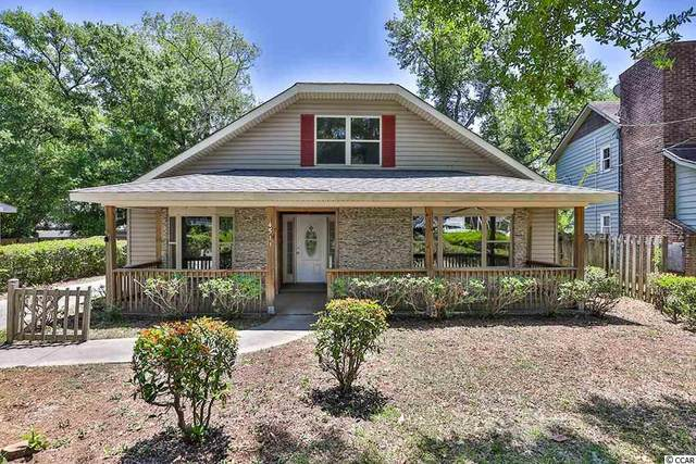 4511 Harrison St., North Myrtle Beach, SC 29582 (MLS #2009916) :: Jerry Pinkas Real Estate Experts, Inc