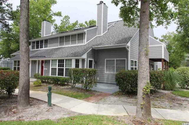 1204 Tiffany Ln. 4-F, Myrtle Beach, SC 29577 (MLS #2010153) :: James W. Smith Real Estate Co.