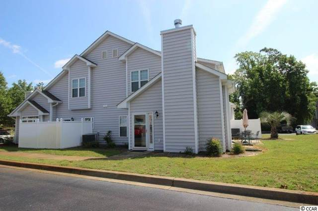 503 20th Ave. N 25-D, North Myrtle Beach, SC 29582 (MLS #2010273) :: James W. Smith Real Estate Co.