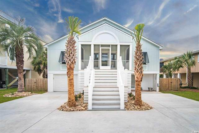 166 Sundial Dr., Pawleys Island, SC 29585 (MLS #2010281) :: James W. Smith Real Estate Co.