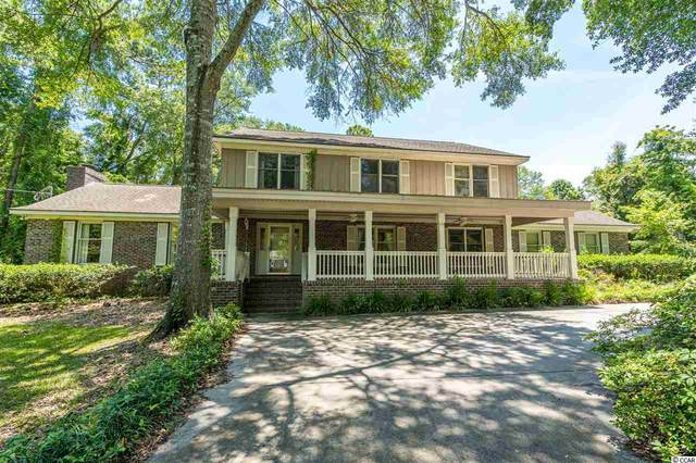 204 Green Lake Dr., Myrtle Beach, SC 29572 (MLS #2010344) :: The Litchfield Company