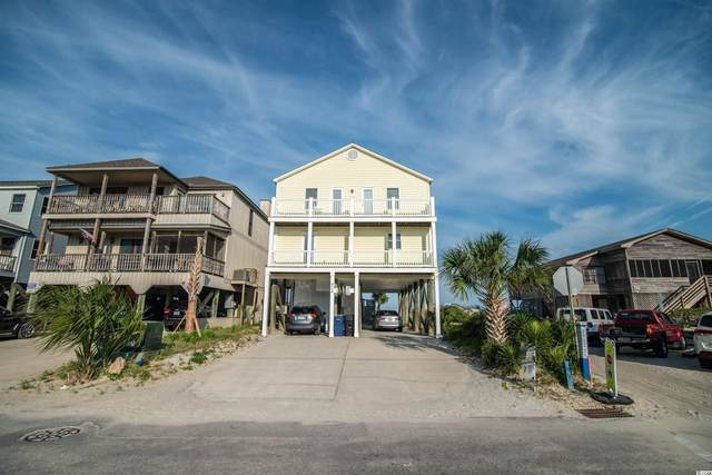 624 Springs Ave., Pawleys Island, SC 29585 (MLS #2010543) :: Coastal Tides Realty