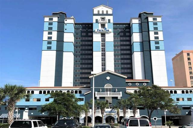 2201 S Ocean Blvd. 2010/2011, Myrtle Beach, SC 29577 (MLS #2010748) :: Jerry Pinkas Real Estate Experts, Inc