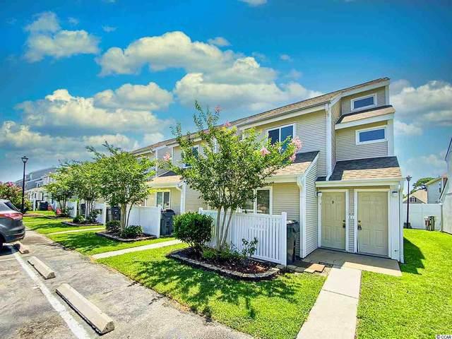 1500 Deer Creek Rd. H, Surfside Beach, SC 29575 (MLS #2010754) :: Garden City Realty, Inc.